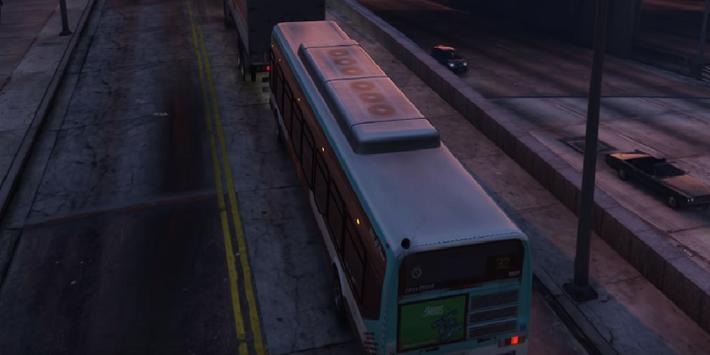 City Bus Drive Simulator 2019 screenshot 4
