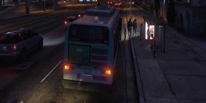 City Bus Drive Simulator 2019 screenshot 6