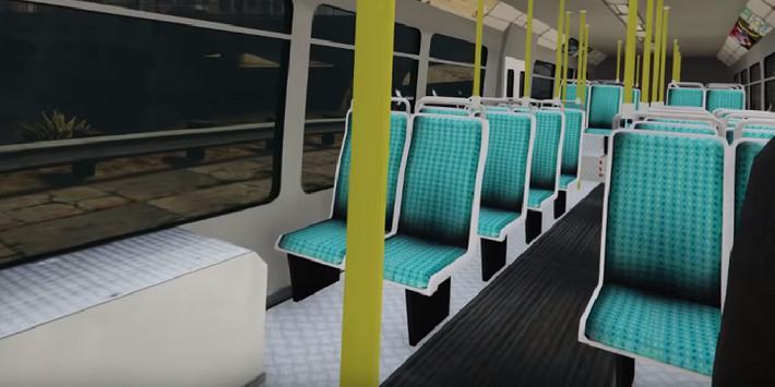 Crazy Bus Simulator 2019:High Speed poster