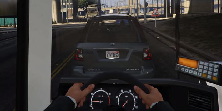 Crazy Bus Simulator 2019:High Speed screenshot 1