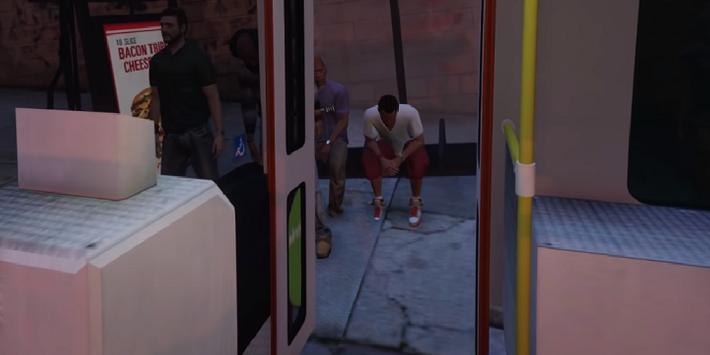 Crazy Bus Simulator 2019:High Speed screenshot 4