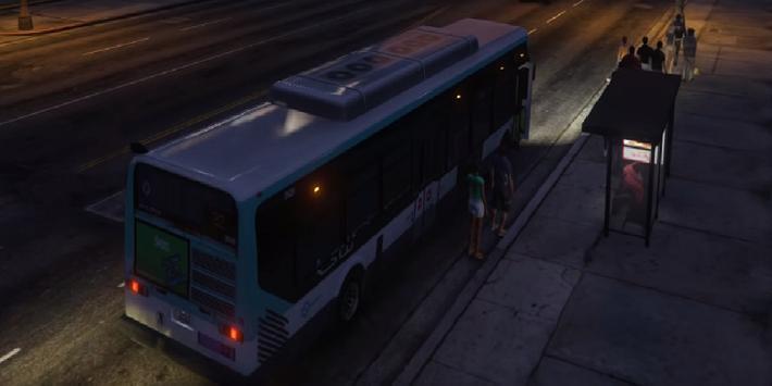 Crazy Bus Simulator 2019:High Speed screenshot 6