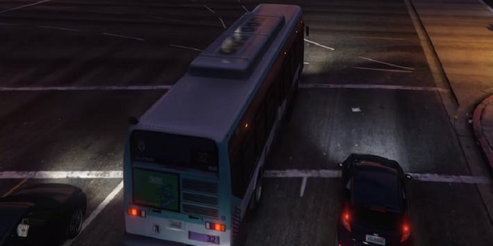 Crazy Bus Driver 2019 screenshot 5