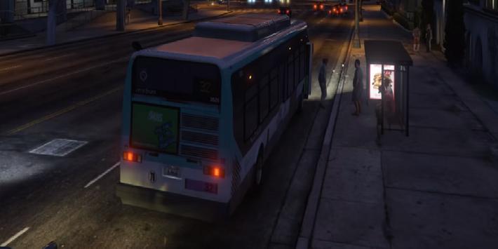 Crazy Bus Driver 2019 screenshot 6