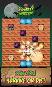 Infection Of Zombie: Block World Flip Challenge screenshot 2