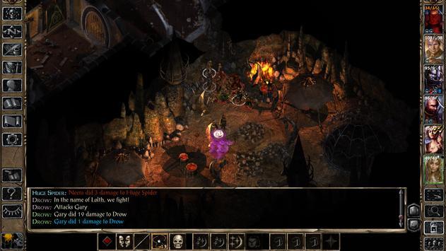 Baldur's Gate II screenshot 3