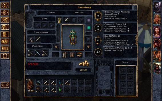 Baldur's Gate: Enhanced Edition screenshot 21