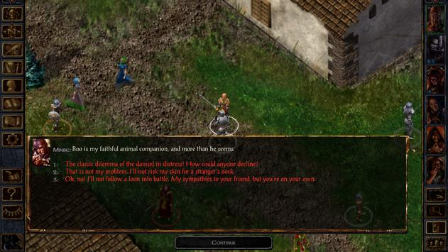 Baldur's Gate: Enhanced Edition screenshot 3
