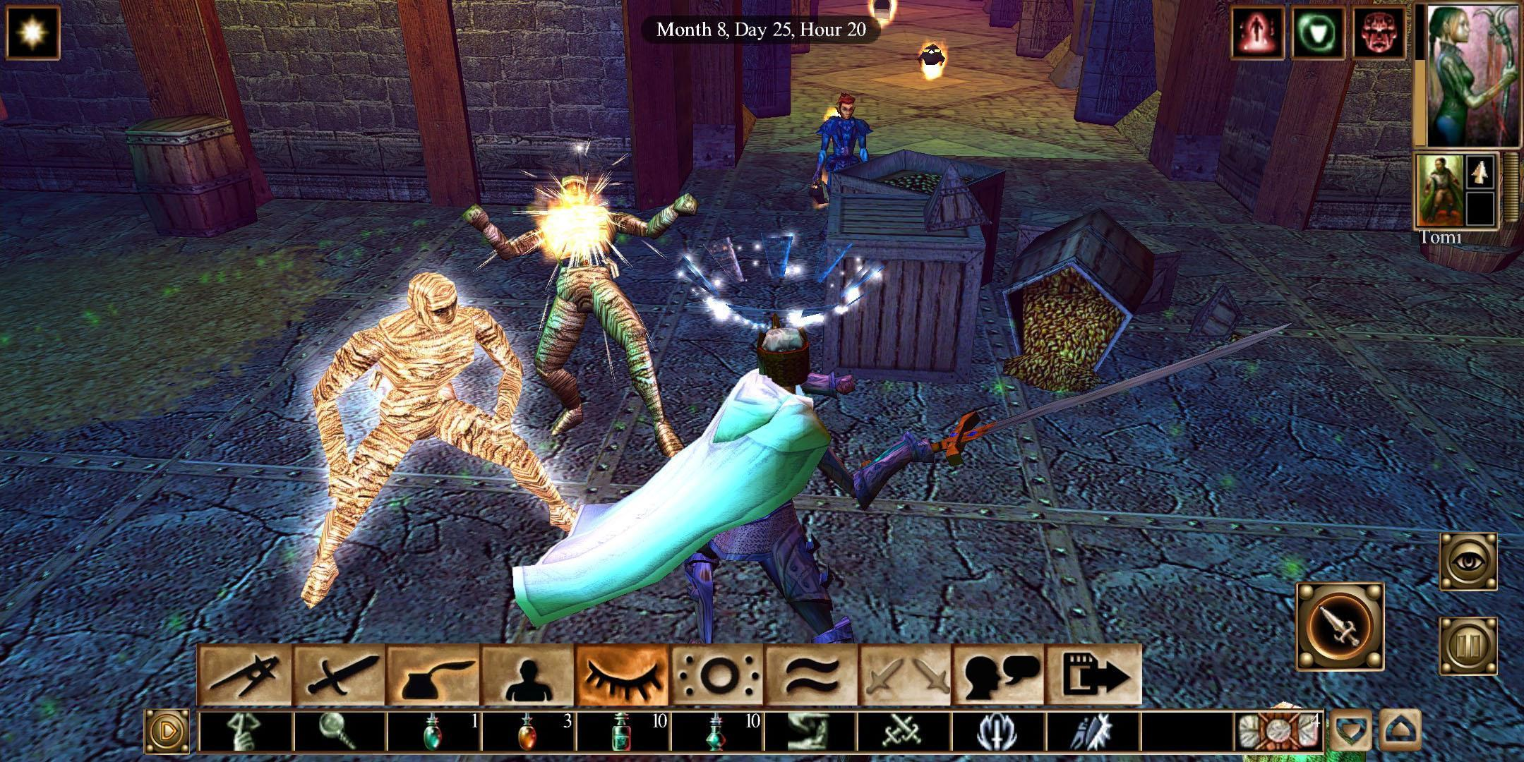 Neverwinter Nights: Enhanced Edition cho Android - Tải về APK