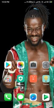 Kofi Kingston Wallpaper poster