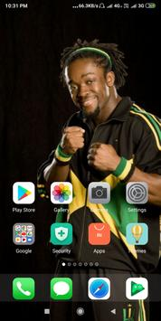 Kofi Kingston Wallpaper screenshot 1
