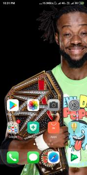 Kofi Kingston Wallpaper screenshot 4