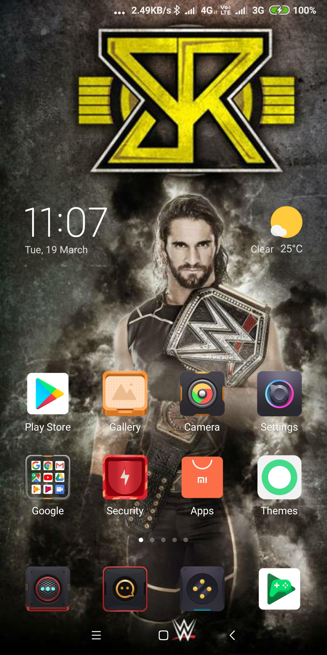 Seth Rollins Wallpaper For Android Apk Download - roblox seth rollins roblox free account bugmenot
