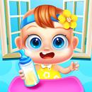 My Baby Care - Newborn Babysitter & Baby Games APK