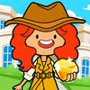 My Pretend Family Mansion - Big Friends Dollhouse ikona
