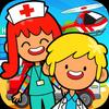 My Pretend Hospital - Kids Hospital Town Life icon