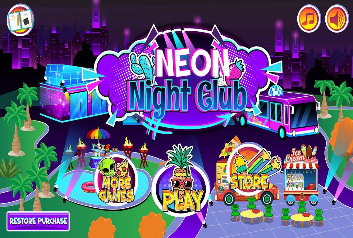 Ночной клуб бесплатно скачать игру кафе и ночные клубы нижнего новгорода
