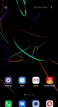 Ribbons Live Wallpaper screenshot 3