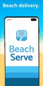 BeachServe poster