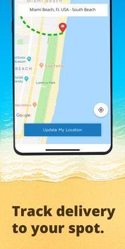 BeachServe screenshot 3