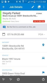 Dispatch screenshot 1