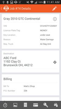 Dispatch Anywhere for Drivers screenshot 1