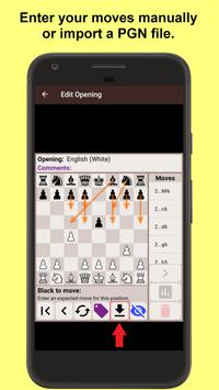 Chess Repertoire Trainer screenshot 3