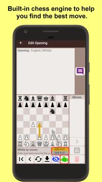 Chess Repertoire Trainer screenshot 3