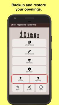 Chess Repertoire Trainer poster