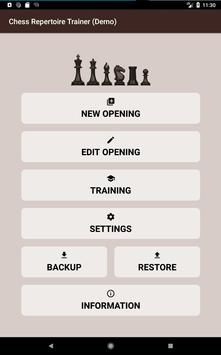 Chess Repertoire Trainer screenshot 16