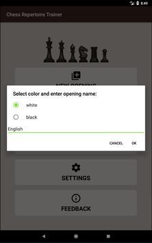 Chess Repertoire Trainer screenshot 17