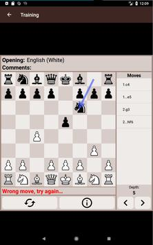 Chess Repertoire Trainer screenshot 21