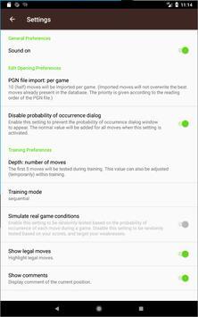Chess Repertoire Trainer screenshot 23