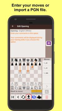 Chess Repertoire Trainer screenshot 2