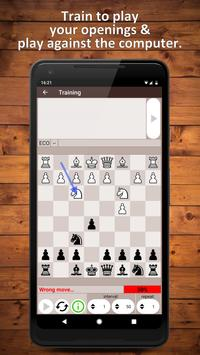 Chess Repertoire Trainer Pro - Build & Learn screenshot 5