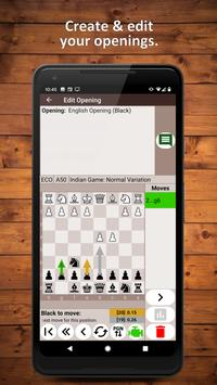 Chess Repertoire Trainer Pro - Build & Learn poster
