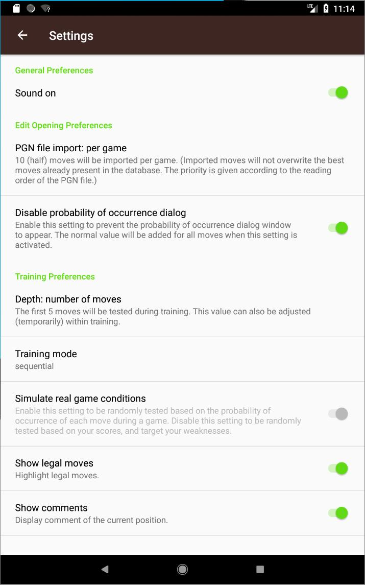 Chess Repertoire Trainer Pro for Android - APK Download