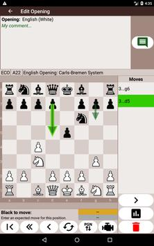 Chess Repertoire Trainer Pro - Build & Learn screenshot 9