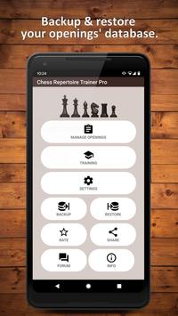 Chess Repertoire Trainer Pro - Build & Learn screenshot 7