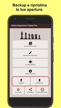 Poster Chess Repertoire Trainer Pro