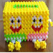 bead craft design icon