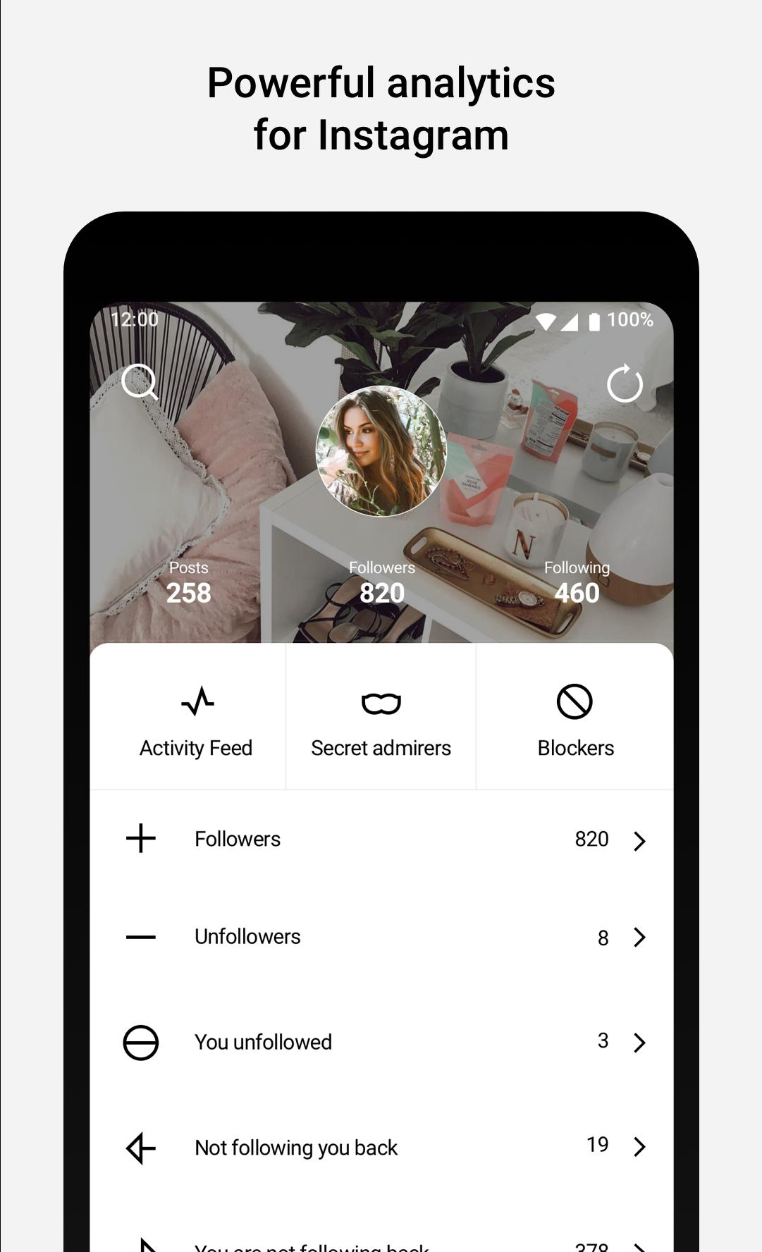 FollowMeter for Android - APK Download