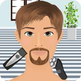 beard salon game