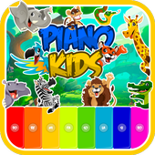Baby Animals Piano For Kids icon
