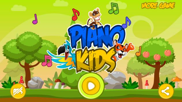 Baby Animals Piano For Kids screenshot 1