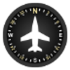 Bearing (Azimuth) Navigation ícone
