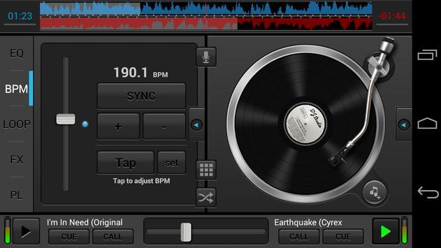 mp3 dj mixer app free download
