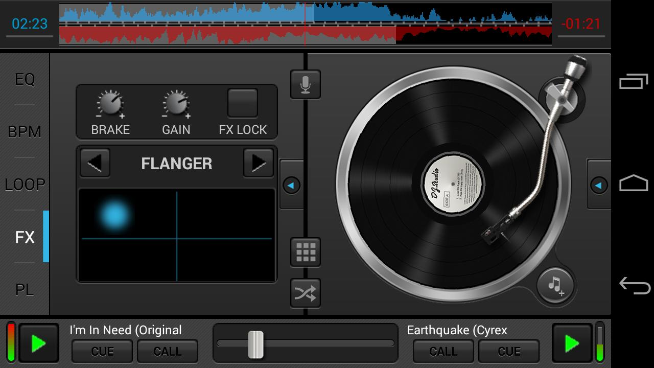 DJ Studio 5 - Free music mixer for Android - APK Download