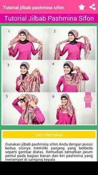 Tutorial Hijab Modern screenshot 4