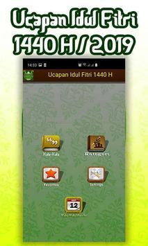 Ucapan Idul Fitri 1440 H/2019 screenshot 22